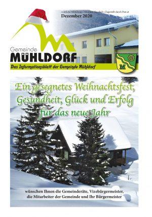 Gemeindezeitung Winter 2020